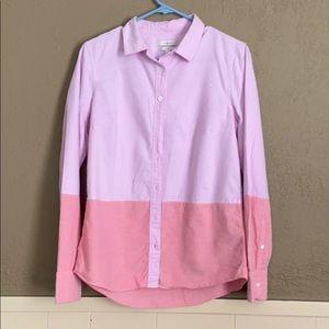 J Crew Button up shirt
